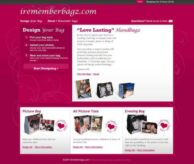 irememberbagz.com Large Preview