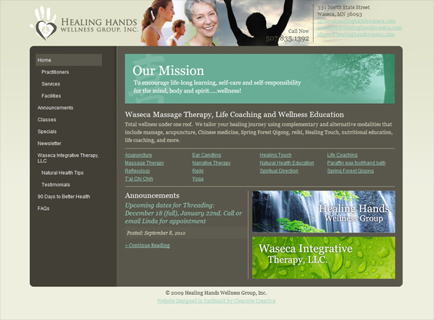 Healing Hands Wellness Center Large Preview