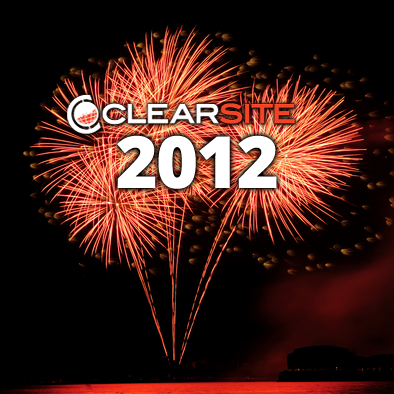 Happy New Year from Clearsite (2012)