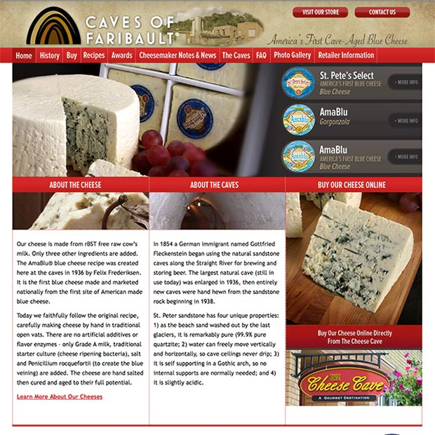 Caves of Faribault© Cheese Maker Large Preview