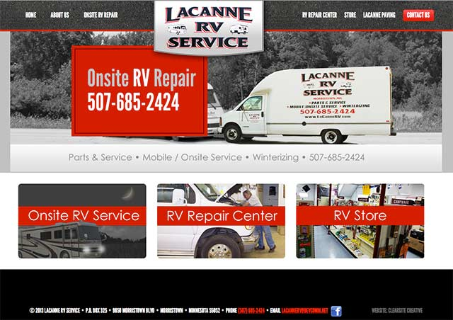 LaCanne's Recreational Vehicle Repair Large Preview